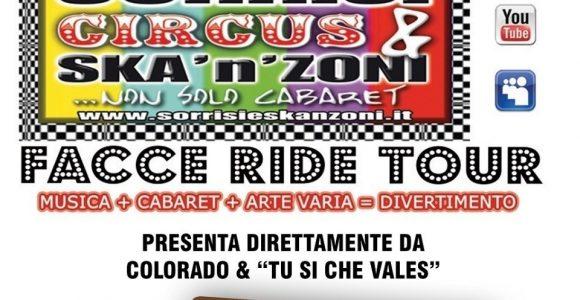 facce ride tour