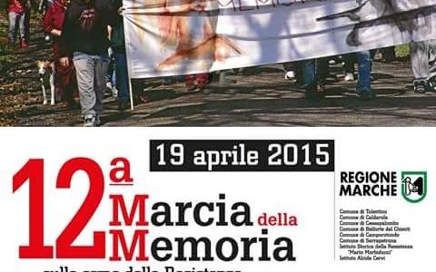 marcia della memoria 12