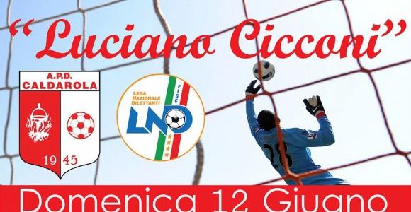 2° Memorial Luciano Cicconi